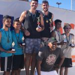 Torneio Unibr Botucatu tem disputas acirradas e premia duplas finalistas