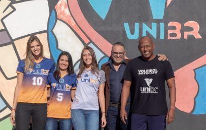FDB Unibr terá atletas nos Jogos Regionais