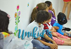Unikid's Monitoramento Infantil