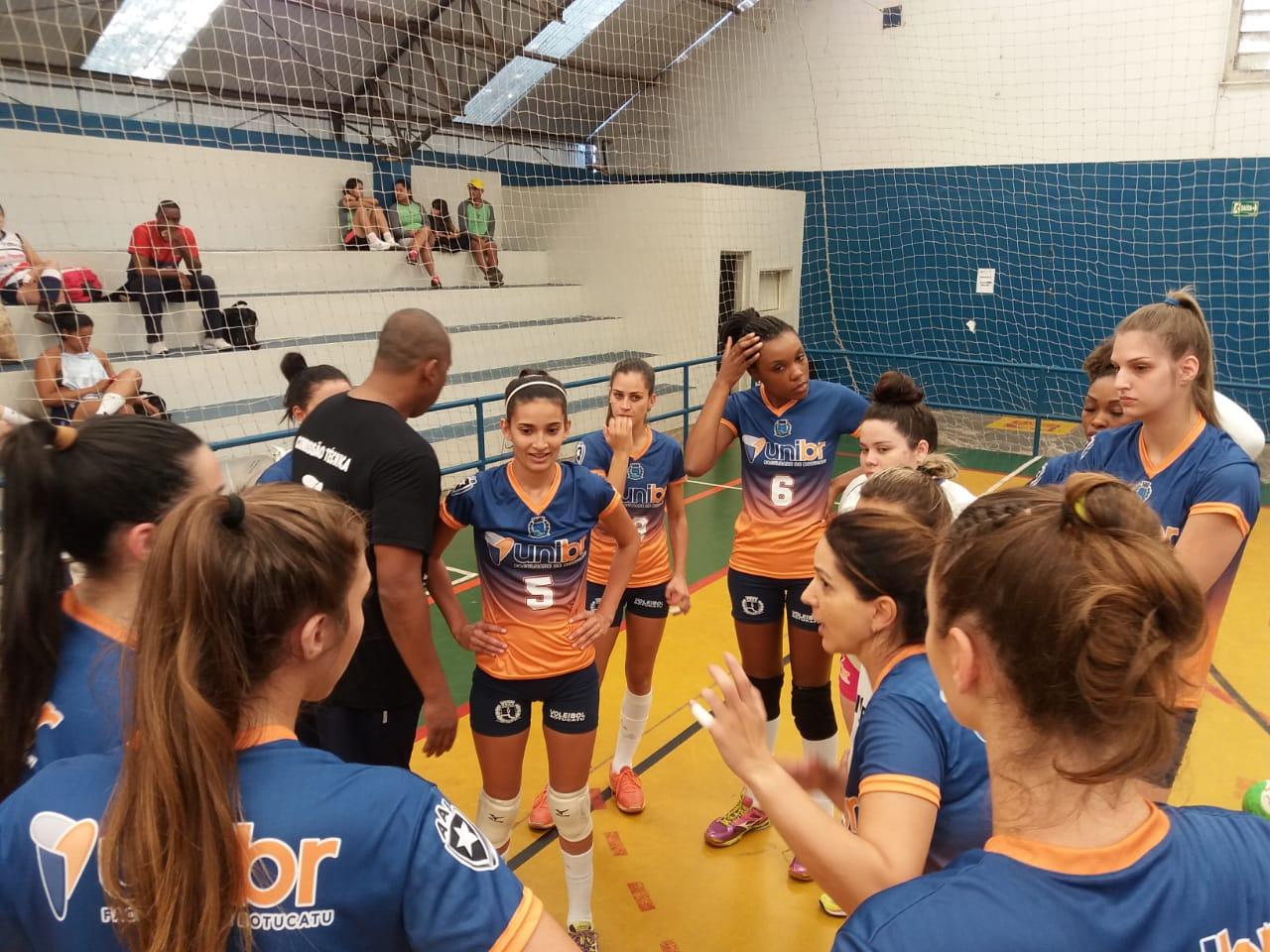 Botucatu/Unibr joga duas partidas pela Liga de Sorocaba