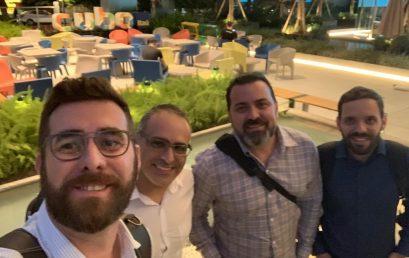 Direção visita maior centro de empreendedorismo da AL e promete novidades