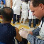 Campanha de vacinação na Unibr é sucesso, atingindo alunos e comunidade